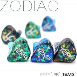 Tansio Mirai Zodiac - Ecouteurs universels - 12 drivers