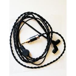 64 Audio - Cable Premium symétrique Jack 2.5 2pin 0,78