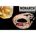 Original Cable - Monarch - Cable haut de gamme UPOCC Argent Cuivre 8 brins