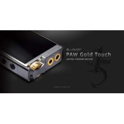 Lotoo Paw Gold Touch Titanium - Balaeeur haut de gamme en édition limitée