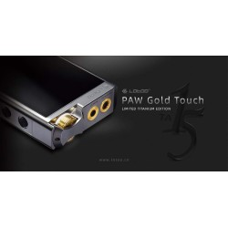 Lotoo paw gold touch Titanium - limited edition