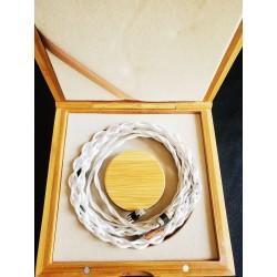 Rhapsodio - Evolution Silver 2 brins - Cable haut de gamme enArgent