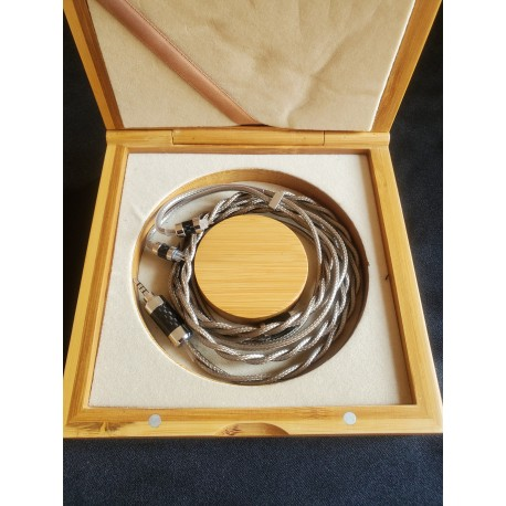 Rhapsodio - Evolution SPC - High end copper Hybrid Cable