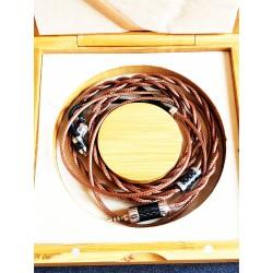 Rhapsodio - Cable Evolution Copper 2 brins - cable haut de gamme