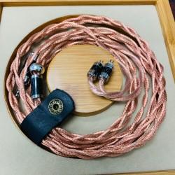 Rhapsodio - Cable Cuivre haut de gamme special edition - 4 brins
