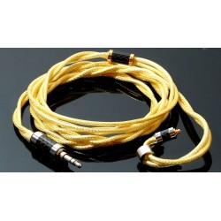 Rhapsodio - Hybrid Premium Cable Golden mk4