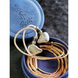 Rhapsodio - Sagga - Ecouteurs Haut de Gamme Magnetostatique