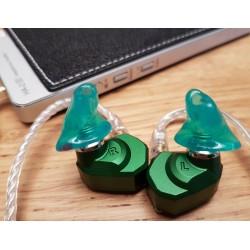 Embouts Tips sur-Mesure pour écouteurs universels